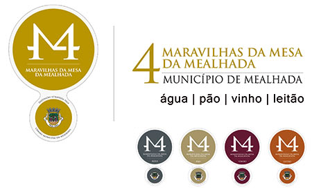 4 Maravilhas da Mesa da Mealhada - çãããƒããããgua, Pçãããƒãããã£o, Vinho, Leitçãããƒãããã£o