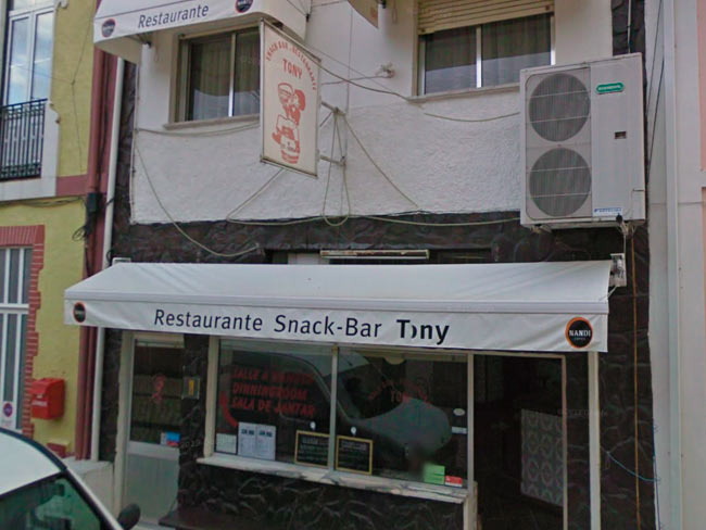 Snack-Bar Tony