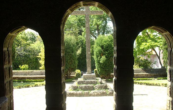 Convento de St. Cruz do Buçaco