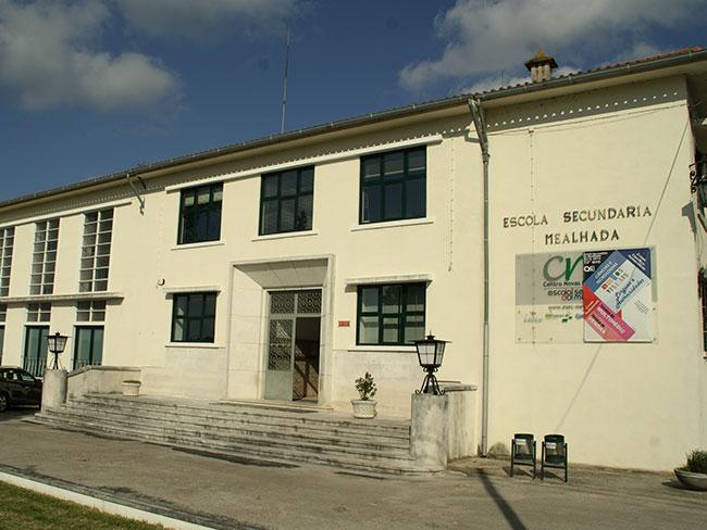 Escola Secundário da Mealhada
