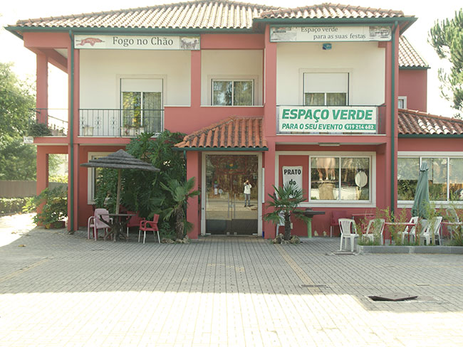 Restaurante Fogo no Chão