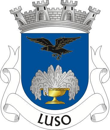 Brasão Junta de Freguesia de Luso