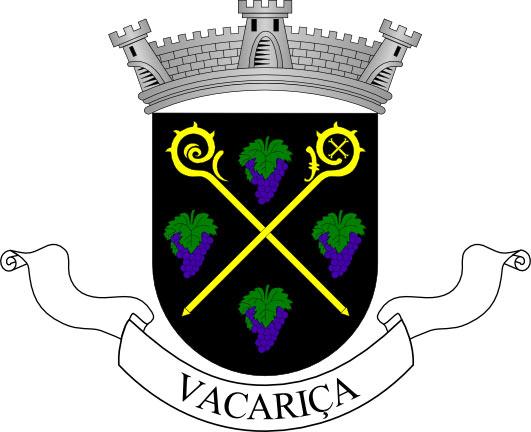 Brasão Junta de Freguesia da Vacariça