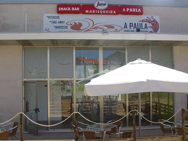 Marisqueira A Paula