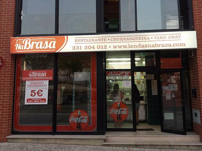 Restaurante Na Brasa