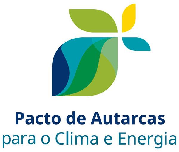 Pacto de Autarcas para o Clima e Energia (Covenant of Mayors) logo