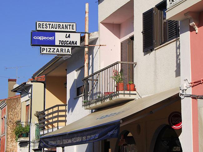 Pizaria La Toscana