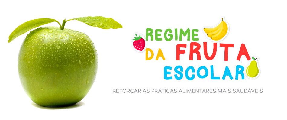 Regime da Fruta Escolar - Município da Mealhada