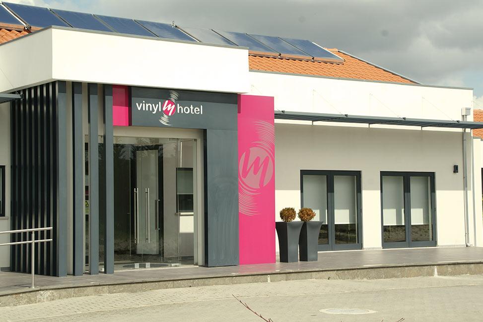 Vinyl M Hotel