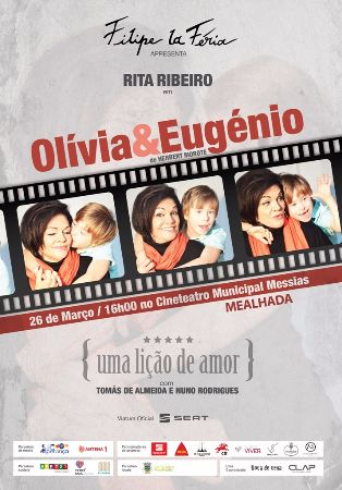 """""""Olívia & Eugénio"""" - Uma Lição de Amor"""