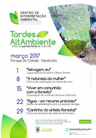 Tardes AltAmbiente - março