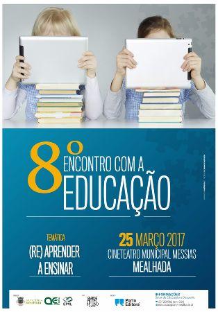8º Encontro com a Educa��o