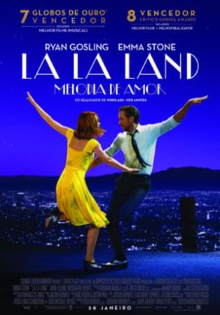 La La Land: Melodia de Amor