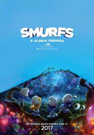 Smurfs: A Aldeia Perdida VP