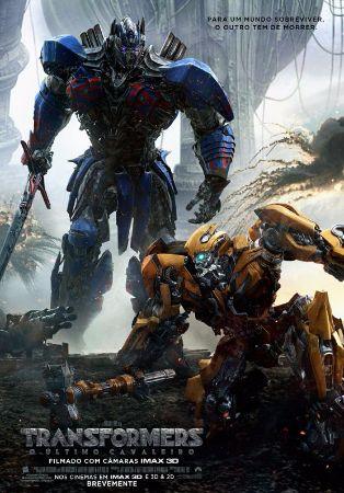 Transformers: O ��ltimo Cavaleiro