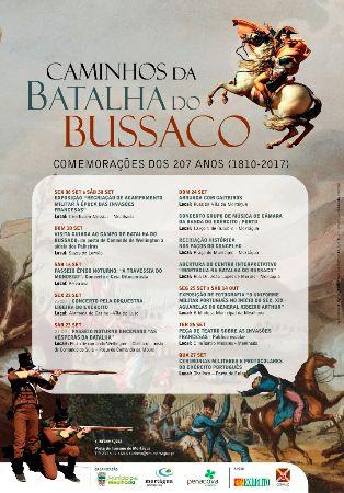 Comemora��es dos 207 anos da Batalha do Bussaco