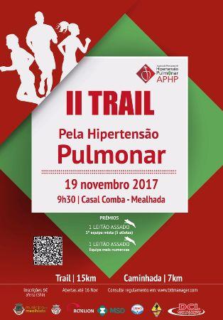 II Trail Solid�rio pela Hipertens�o Pulmonar