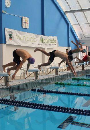 Campeonato Interdistrital de Infantis - natação