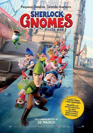 Sherlock Gnomes VP