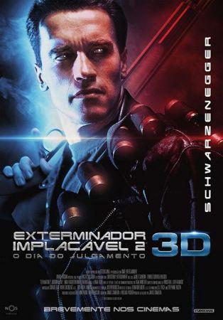 O Exterminador Implacável 2 3D