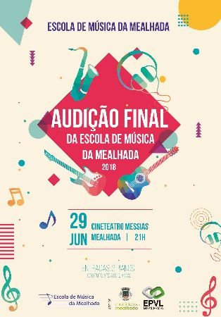 Audição Final do Ano Letivo 2017/2018