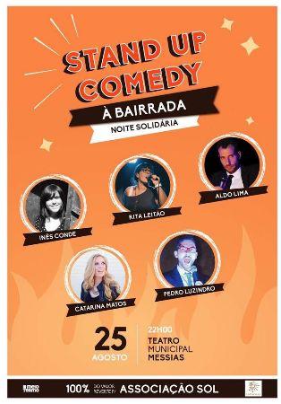 Stand Up Comedy à Bairrada