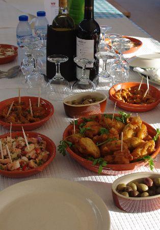 Feira de Gastronomia da Vacariça