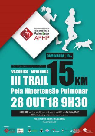III Trail pela Hipertensão Pulmonar
