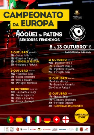 Campeonato da Europa de Hóquei