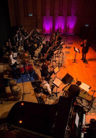 Orquestra de Jazz Conservatório Música de Coimbra