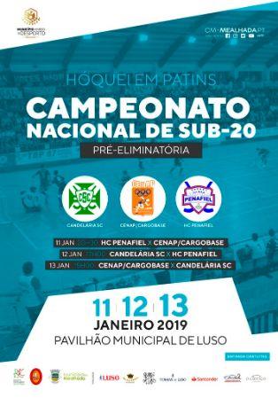 Campeonato Nacional de Sub-20 - Pr�-Eliminat�ria