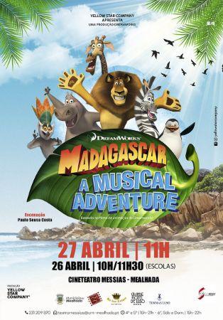 Madagáscar - Teatro musical