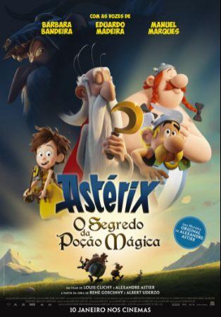 Astérix e o Segredo da Poção Mágica VP