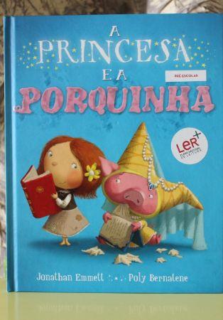 hora do conto - A princesa e a porquinha