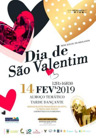 Dia de S�o Valentim