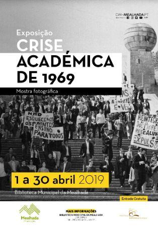 Exposição - Crise Académica de 1969