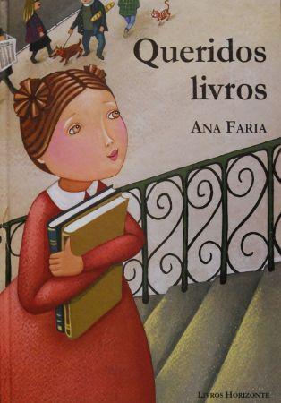 Hora do conto - Queridos livros