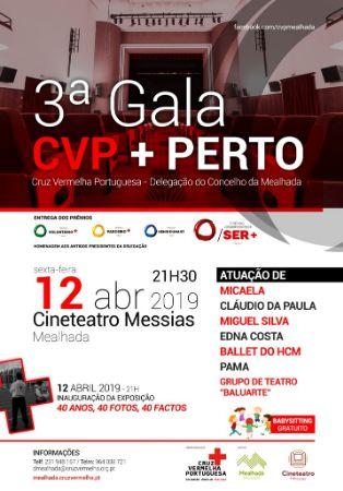 3ª Gala CVP + Perto