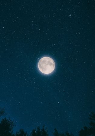 Mist�rios da noite - Observa��o noturna