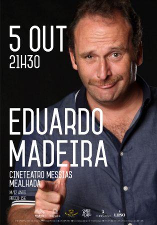 Eduardo Madeira - Stand-up