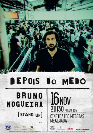 Bruno Nogueira - Stand-up
