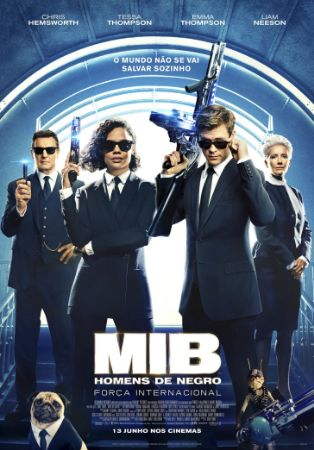 MIB: Homens de Negro - For�a Internacional