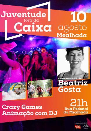 Crazy Games - Juventude Fora da Caixa