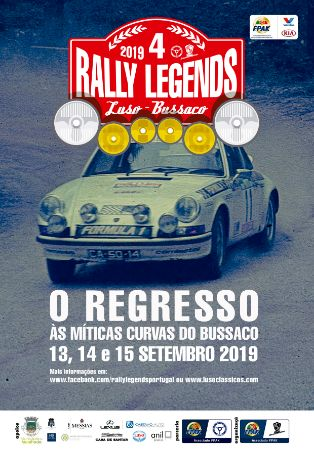 IV Rally Legends Luso-Bussaco