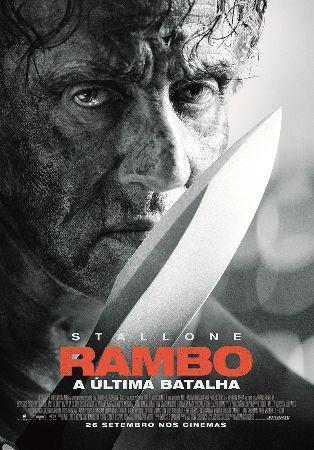 Rambo: A �ltima batalha