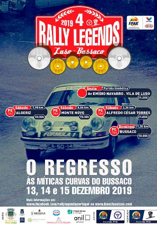 Rally Legends Luso Bussaco