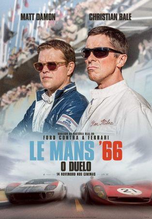 Le Mans'66: O Duelo
