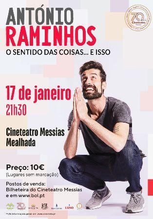 Ant�nio Raminhos - Stand-up