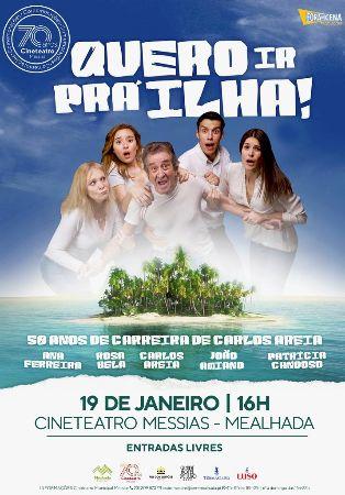 Quero Ir Pr� Ilha - Revista � Portuguesa