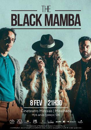 The Black Mamba - Concerto